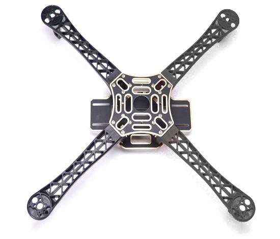Pack Quadricoptère F450 + Air Gear 450 noir