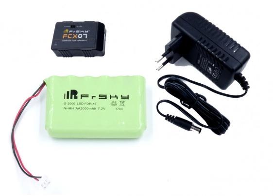 Pack Taranis Q X7 + Batterie