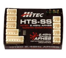 Pack télémétrie Hitec pour Hélicoptères et Multirotors