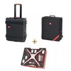 Pack valise & sac à dos PLABER DJI Phantom 4