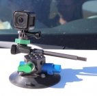 Pack ventouse pour GoPro - 9.Solutions