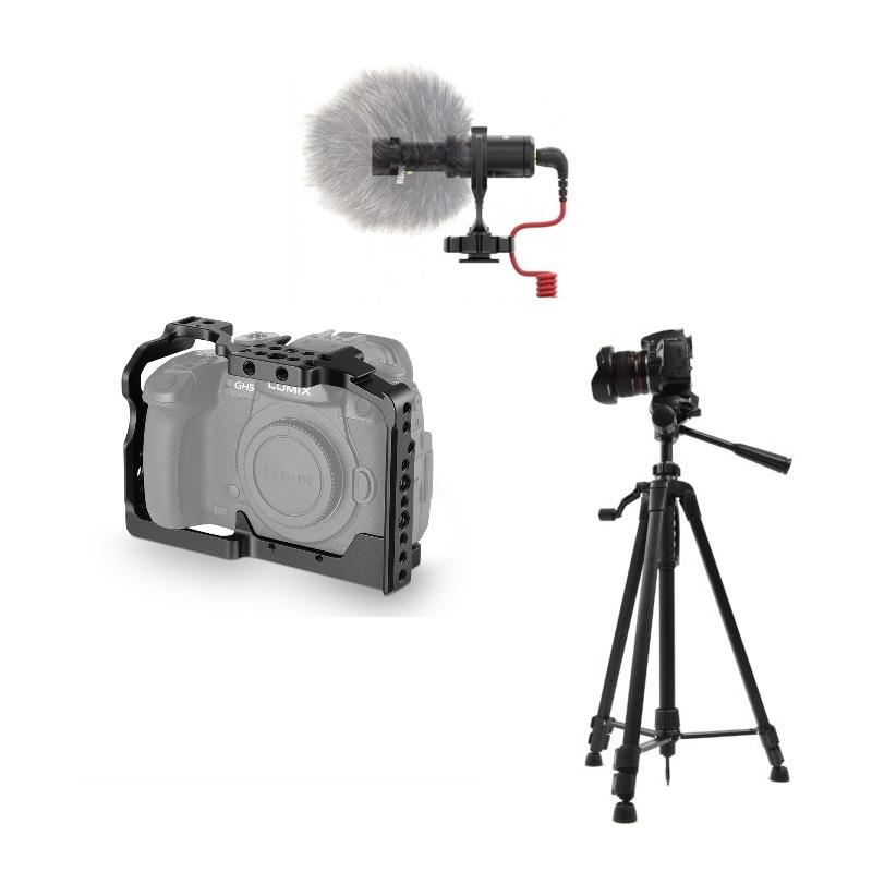 Pack Vlog Panasonic GH5/GH5S