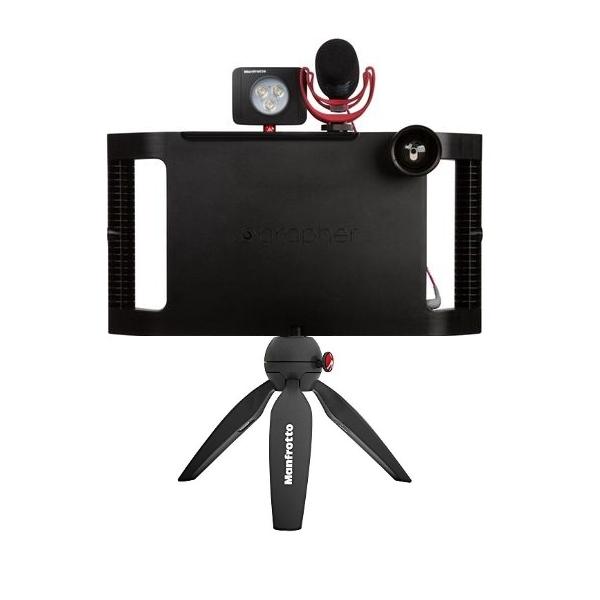 Pack Vlog pour iPad Mini 4 - iOgrapher