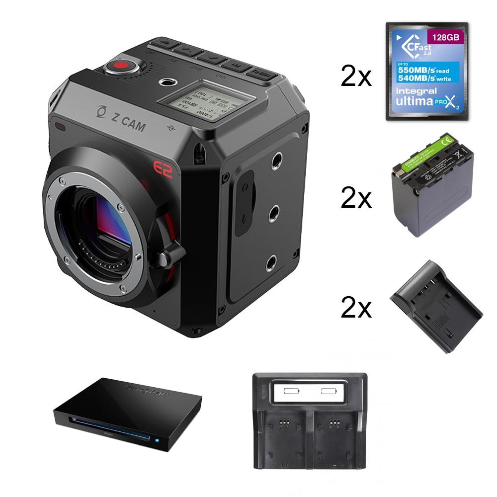 Pack Z CAM E2 Basic