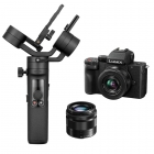 Pack Zhiyun Crane M2 et Panasonic Lumix G100