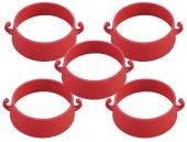 Pack Zone de sécurité - Crochets pour ruban de signalisation