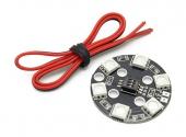Pad de LED circulaire 12V Matek et son câble