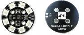 Pad de LED circulaire 16V Matek