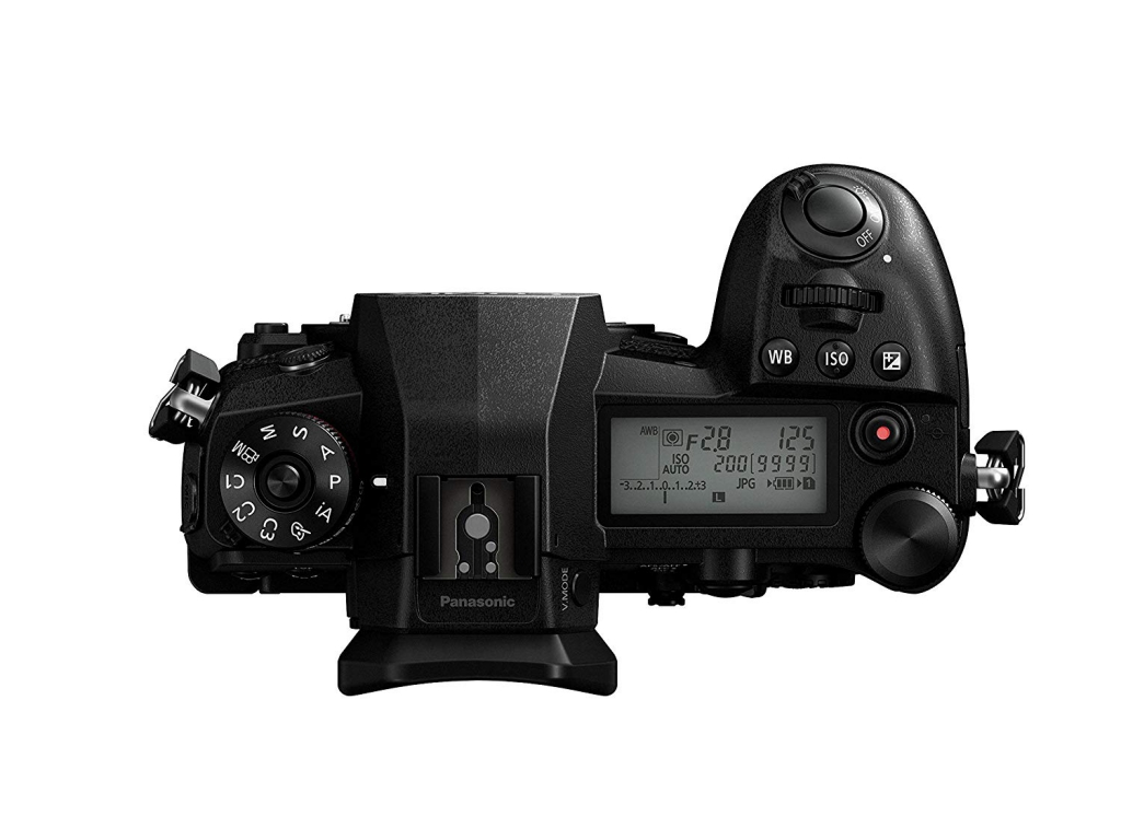 Panasonic Lumix DC-G9 (Boitier Nu)