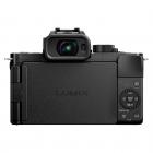 Panasonic Lumix G100 avec objectif 12-32 mm