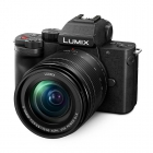 Panasonic Lumix G100 avec objectif 12-60 mm