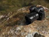 Panasonic Lumix G9 avec objectif 12-60 mm f/2.8 Leica
