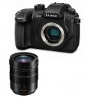 Panasonic Lumix GH5 avec objectif 12-60 mm
