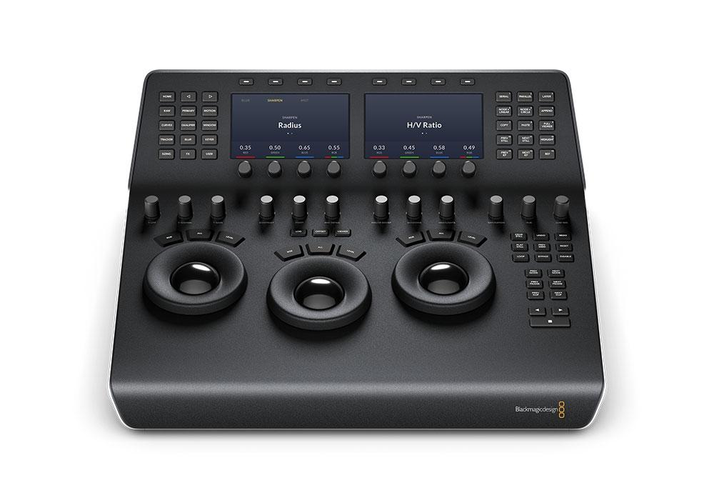 Panneau de contrôle DaVinci Resolve Mini Panel - Blackmagic