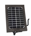 Panneau Solaire Bushnell pour Caméra TrophyCam Wireless GSM/GPRS vue de face cellules photovoltaïques