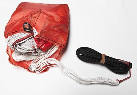 Parachute de secours 12m² Opale pour Multirotors