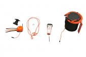 Parachute de secours DIRS (8kg) - Innovadrone