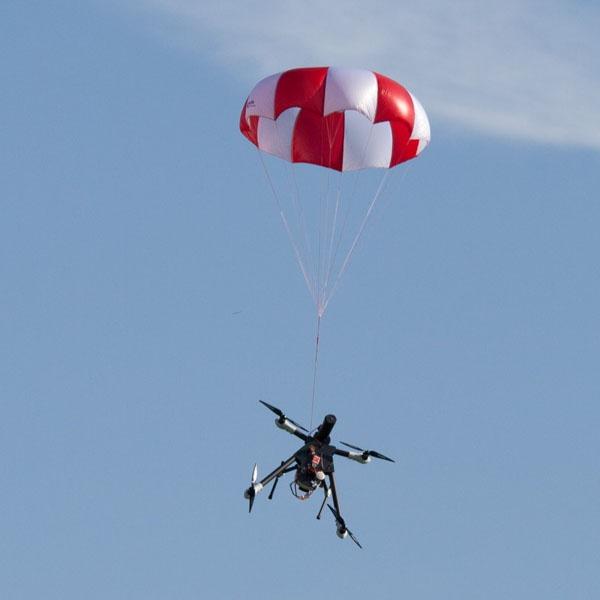 Parachute de secours ST60X Opale