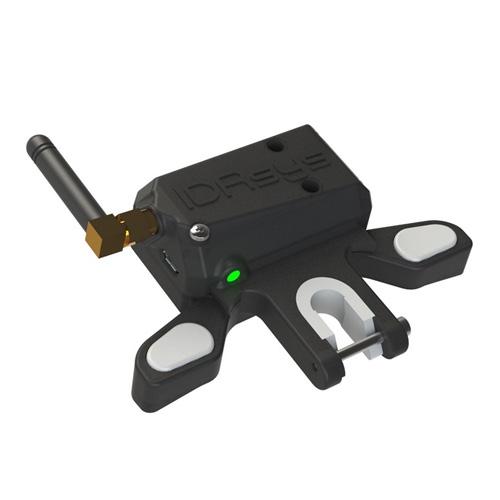 Parachute IDRsys avec coupe circuits pour DJI Phantom 4 RTK - Dronavia
