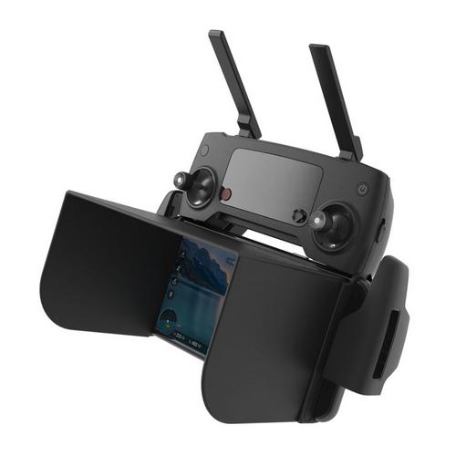 111mm, Noir Inspire PHANTOM 3 4 M600 OSMO DJI MAVIC PRO Hensych/® T/él/écommande T/él/éphone Moniteur soleil capot de protection solaire Smartphone iPad Tablet /écran solaire pour DJI Spark