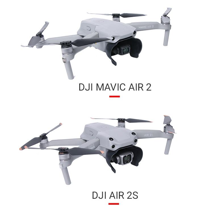 Pare-soleil pour caméra DJI Air 2S et DJI Mavic Air 2 - Sunnylife