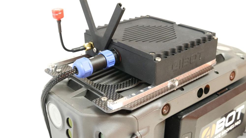 Payload pulvérisation pour DJI Matrice 300 RTK - Abot