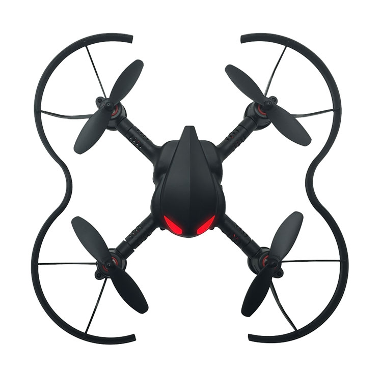 Drone Petrone Fighter ByRobot - vue de haut
