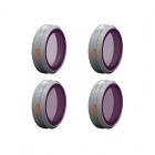 """PGYTECH Filter for MAVIC 2 ZOOM - ND/PL SET (Advanced) (ND8/PL   ND16/PL   ND32/PL ND64/PL)\"""""""