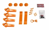 Pimp kit pour Vortex Pro 250 ImmersionRC Orange