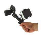 Pince smartphone 360° pour steadycam Feiyu