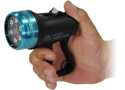 Pistol Grip - Light & Motion
