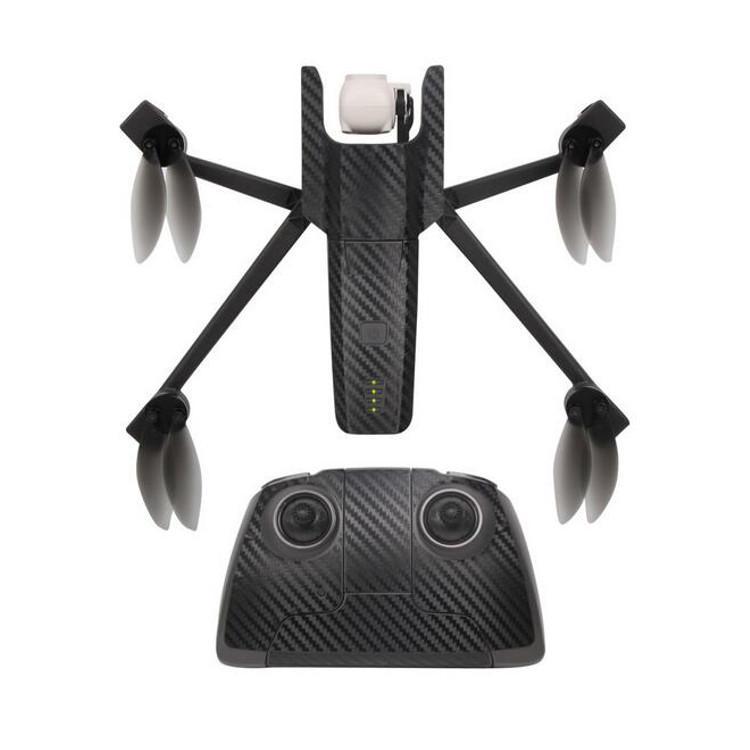 Planches d\'autocollants pour drone et radio Parrot Anafi