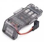 Plaque multifonction pour batterie LiPo avec LED et buzzer