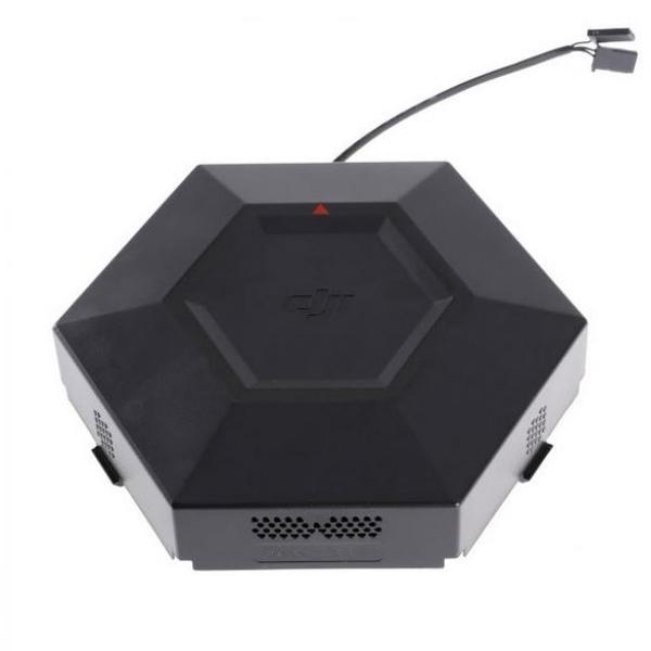 Plaque supérieure pour DJI Matrice 600