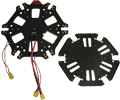 Plaques centrales de chassis pour DJI S800