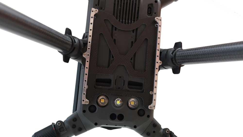 Platine d\'accueil inférieure pour payload pour DJI Matrice 300 RTK - ABOT