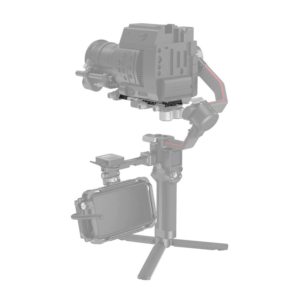 Platine quick-release étendue 3031 pour DJI RS 2 - SmallRig