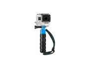 Poignée compatibles avec les caméras embarquées GoPro