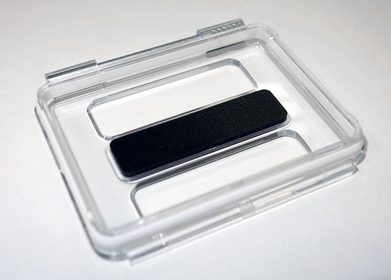 Portes ajourée caisson Hero3+ - Sans emballage