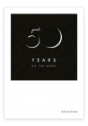 """Poster Hasselblad \""""50 Years on the Moon\"""""""