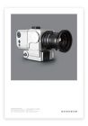 """Poster Hasselblad \""""Data Camera Poster\"""""""