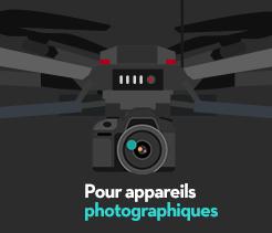 Pour appareils photographiques