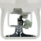 Protection carbone pour caméra DJI Phantom 4 vue cote