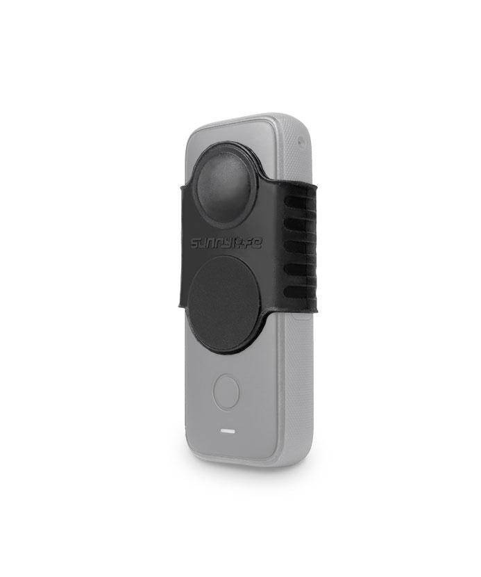 Protection de lentille noire : Insta360 ONE X2