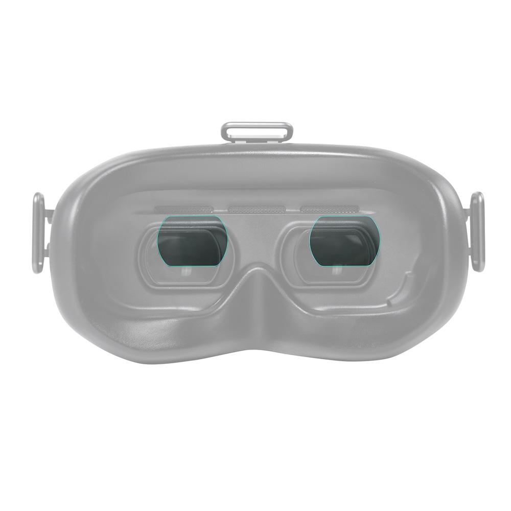 Protection en verre trempé pour écrans DJI FPV V2 - Sunnylife