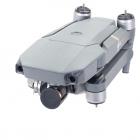 Protection nacelle PolarPro installée sur le DJI Mavic Pro - vue de côté