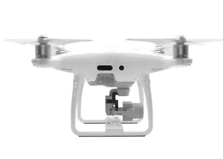 Protection nacelle et caméra DJI Phantom 4 Pro & Pro+ (Pro Plus) - vue de côté