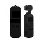 Protection silicone avec dragonne pour DJI Osmo Pocket