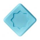 Protection silicone pour caméra Drift Compass couleur bleue
