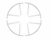 Protections d\'Hélice Blanche pour Cheerson CX-32S, remplacement, casse, parts, CX-32-02